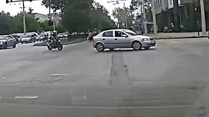 Опасени шофьори по улиците на Русе
