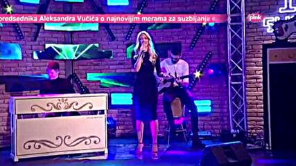 Milica Todorovic - Oprosti mi sto te volim / Uno beso / Dancing Monkey