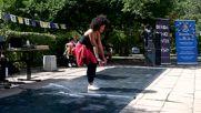 Африкански танци, част 2 - Танцуваща София