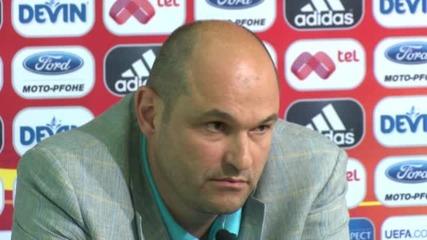 Александър Томов няма да се върне в ЦСКА