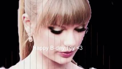 Happy B-day Tey -25th-