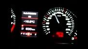 ауди S6 - супер ускорение