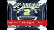 X Men Mutant Academy 2