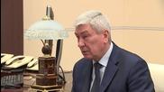 Russia: 42 terrorist cells discovered over last year - intelligence chief tells Putin