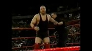 The Big Bossman vs. D - Lo Brown - Wwf Heat 05.05.2002