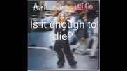 Avril Lavigne - Anything But Ordinary Lyric