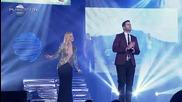 Даяна ft. Romanos Kolytos - Счупи се | Xiii Години Телевизия Планета