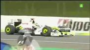 Jenson Button New World Champion 2009 Brazil
