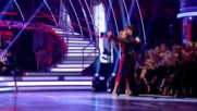 Mollie King and Aj Pritchard Tango to Addicted to Love by Robert Palmer 2017