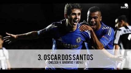Chelsea Fc - Top 10 Goals 2012-2013 (hd)