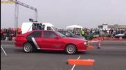 Audi Quattro vs Renault Clio Williams
