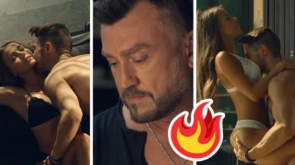 Секси звезда от ''Откраднат живот'' и гаджето му с горещи сцени в клип на песен