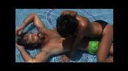 Островът На Изкушението - Калина И Андрей - голата на плажа
