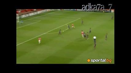 Арсенал - Брага 6:0