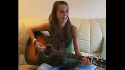 Ana Free Sings Mr. Big - To Be With You