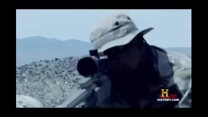 Най-дългият изстрел със снайпер