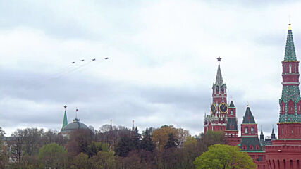 Russia: 76th Victory Day parade in Moscow concludes with spectacular flypast