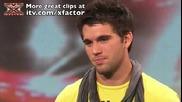 The X Factor 2009 - Ethan Boroian