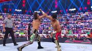Mansoor vs. Mustafa Ali: Raw, July 5, 2021