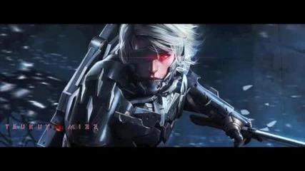 Metal Gear Rising Ost Senator Armstrong Vs. Raiden Theme Music