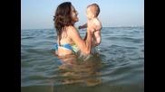 Савина сефте на море :)