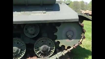Tank Is-3 - cccp 1945