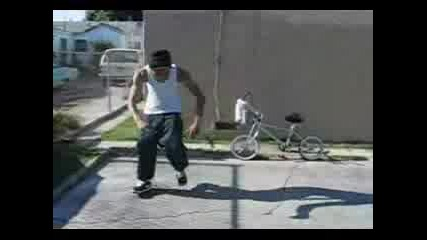 Break - Crip Walk