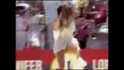 Jenifer Lopez - Lets Get Loud Live