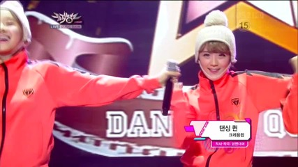 Crayon Pop - Dancing Queen @ Music Bank
