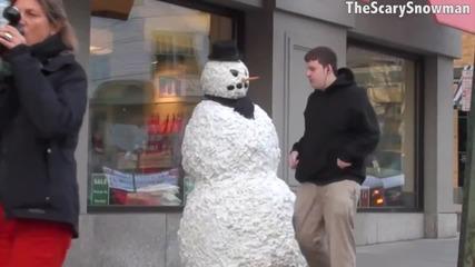 Страшният снежен човек - Нoв епизод