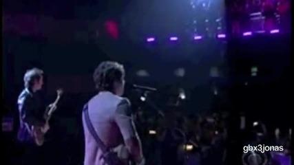 Nick Jonas at 2010 Grammy Awards