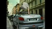 Peugeot - Реклама С Продавачка