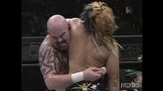 G1 CLIMAX Hiroshi Tanahashi vs. Giant Bernard 08/15/08