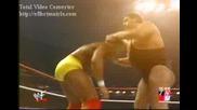 Hulk Hogan Vs Andre The Giant