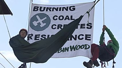 Germany: Brown coal mine remains shut as activists occupy site in Welzow