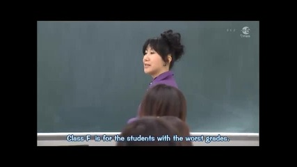 Samurai High School Еп. 07, 1/4