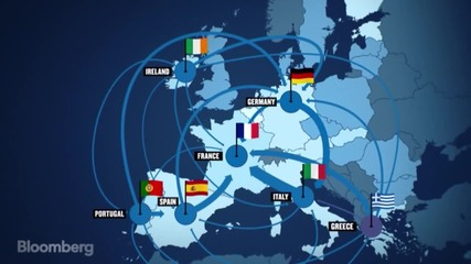 ▶ The European Debt Crisis Visualized (превод)