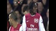 Fulham 0 - 1 Arsenal ( Koscielny )