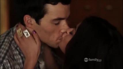 Pretty little liars / Aria and Ezra