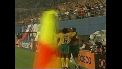 Юар-испания 2-3 2002 world cup