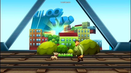 Subway Surfers my Pc gamepaly