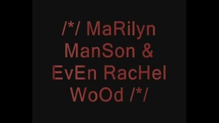 [!] Marilyn Manson 4ever [!]