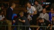 Рядко виждано в тениса: Изгониха дете от трибуните