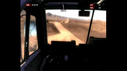 Colin Mcrae Dirt Race Kamaz