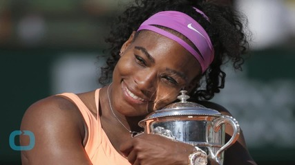 Serena Williams Beats Lucie Safarova to Win Third French Open Title