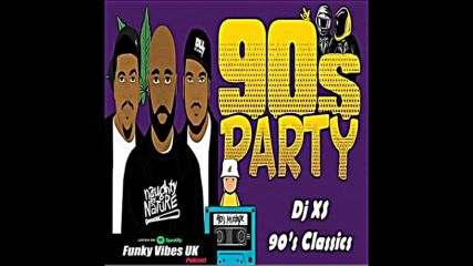 Dj Xs Old School 90s Throwback Mix