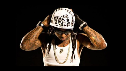 Страхотна ! Lil Wayne ft. Corry Gunz - 6 Foot 7 Foot [ Lyrics ]