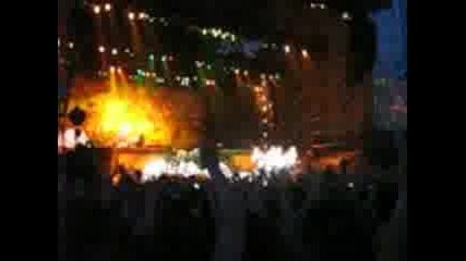 Iron Maiden Live - The Trooper