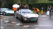 Aston Martin Vanquish sound + Carrera Gt/gt3/f430/360