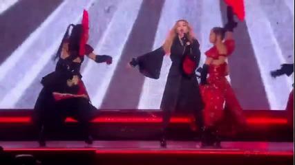 """Мадона започва световното си турне """"rebel Heart Tour"""" в Монреал, Канада - 9 септември 2015 г."""